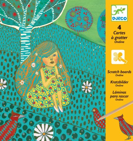 Ilustrações Raspadinhas - Ondine