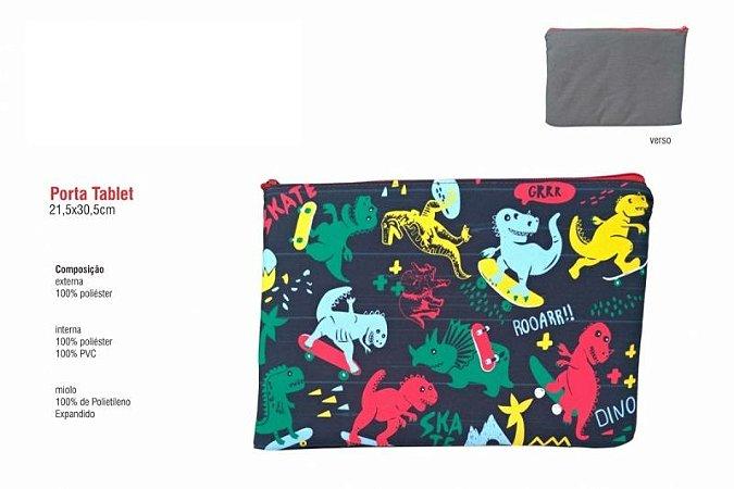 Porta Tablet  - Skate Dino