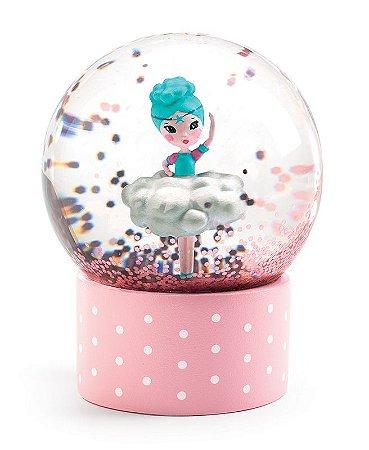 Mini Globo de Neve - Adorável Bailarina