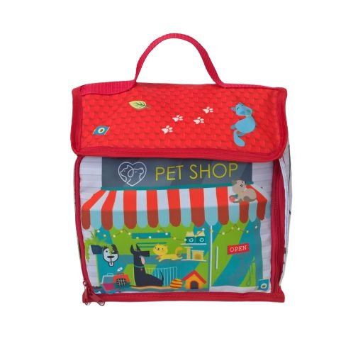 Bolsa Casinha Pet Shop