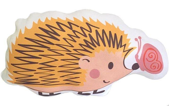 Almofada Woodland - porco espinho