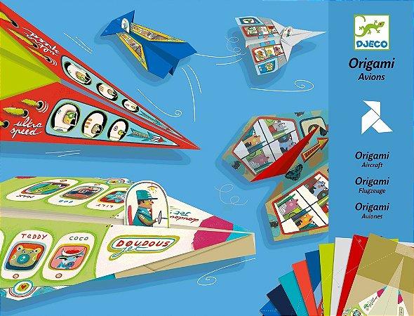 Origami - Aviões