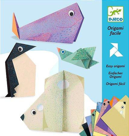 Origami - Animais Polares