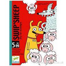 Jogo de Cartas - Ataque as Ovelhas