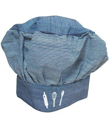 Touca Petit Chef Jeans