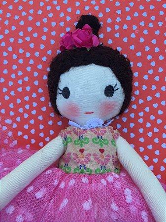 Boneca Tacón Bailarina