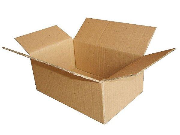 50 Caixas Papelão C2 - 20 X 16,5 X 7,5 cm