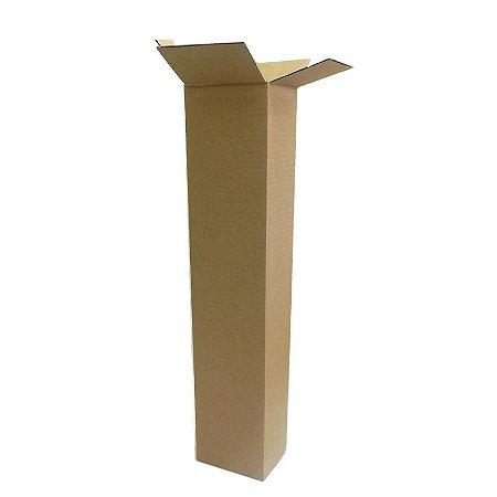 Caixa de Papelão Tubo 19x19x70 cm - 10 unidades