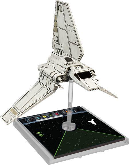 X-Wing Lambda Class Shuttle