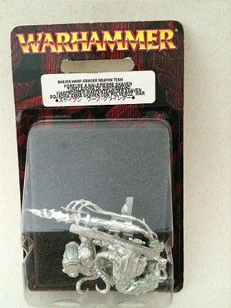 Skaven Warp Grinder Weapon Team