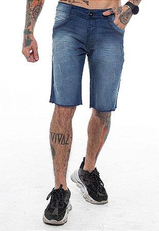 Bermuda Básica Jeans