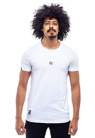 Camiseta Long Winter Face Monkey Branca