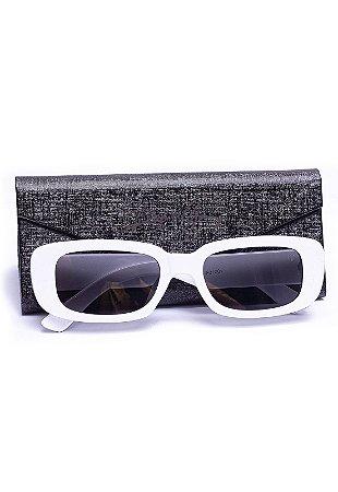 Óculos Winter Face Branco