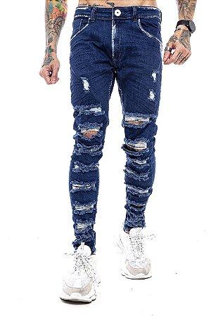 Calça New Destroyed Jeans