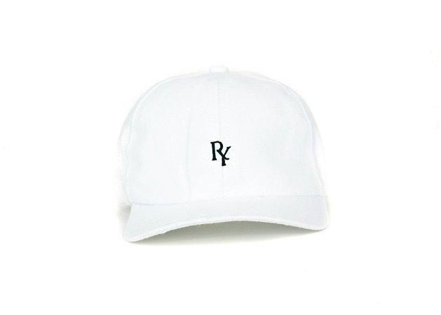 Boné Dad Hat Aba Curva Branco