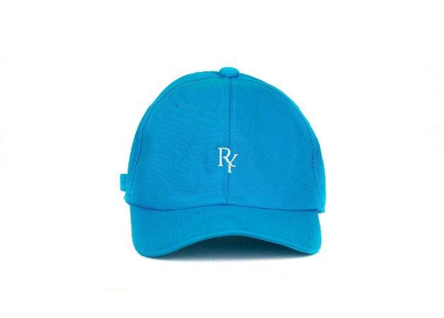 Boné Dad Hat Aba Curva Azul Claro