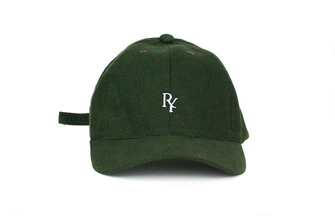 1b44baddf17f4 Boné Dad Hat Aba Curva Torta Barato promoção Verde - Rich   Young