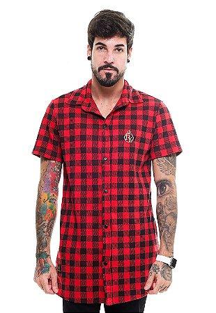 Camisa Majesty Xadrez