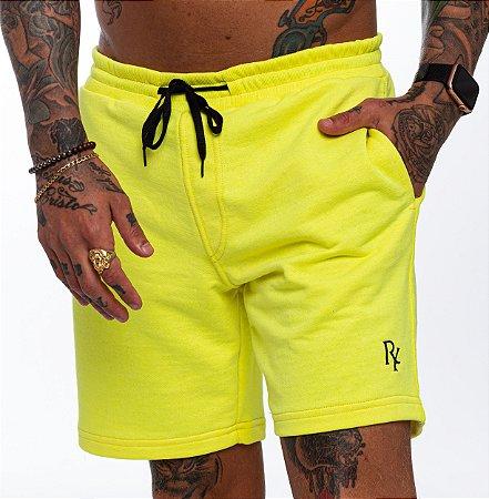 Shorts Superstar Moletinho Masculino Verde