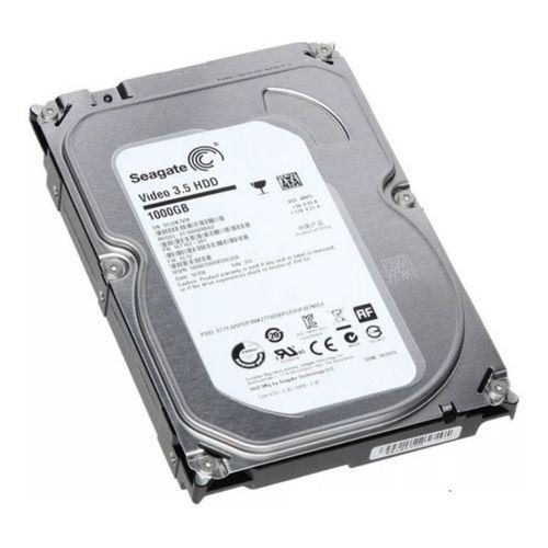 HD Seagate Video 3,5 1TB