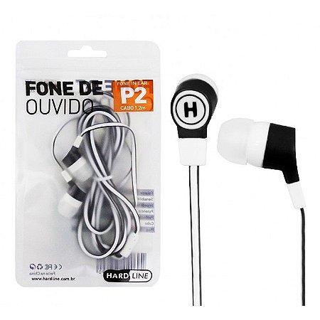 Fone De Ouvido Intra-auricular Hardline
