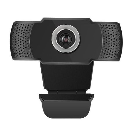 Webcam BRAZILPC C310 FULL HD Com Microfone