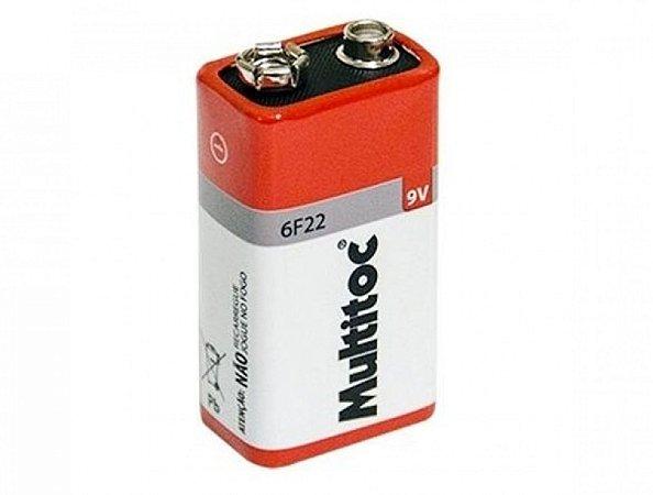 Bateria 9v Multitoc 6f22