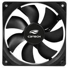 Cooler Fan F7-PW10BK Storm 8cm C3Tech