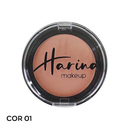 Blush Harina Compacto 5g Cor 1