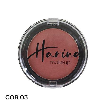 Blush Harina Compacto 5g Cor 3