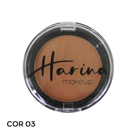 Contorno Facial Harina Compacto 5g Cor 3