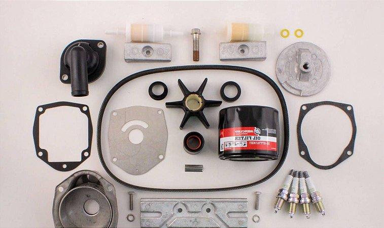 Kit revisão 300 horas Mercury 150 hp 4 tempos 8M0094233