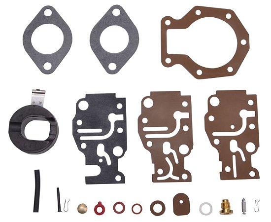Reparo carburador Johnson/Evinrude 8/15hp 439073