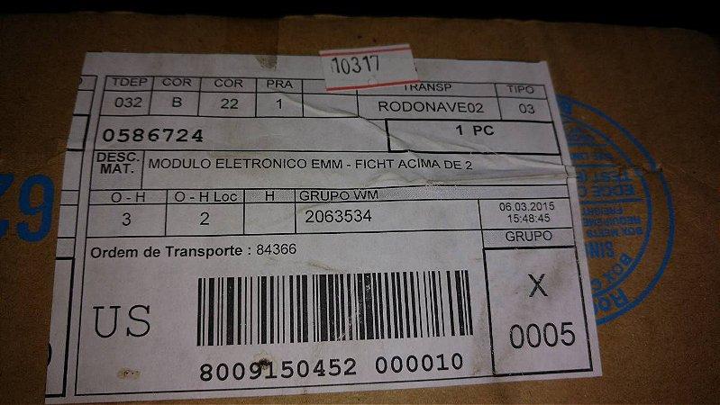 Módulo eletrônico EMM Evinrude V6 Ficht 0586724