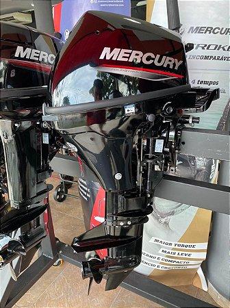 Motor de popa Mercury 8 HP 4 tempos