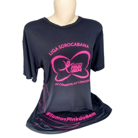 Camiseta Corrida Somos Pink do Bem 2019