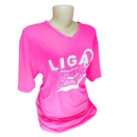 Camiseta Liga - Decote V 2019