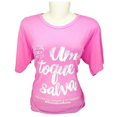 Camiseta Um toque salva 2018
