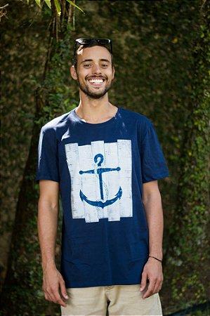 Camiseta Anchor Marinho