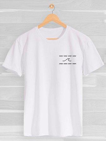 Camiseta Paws Branca