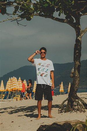 Camiseta Quilhas Hue