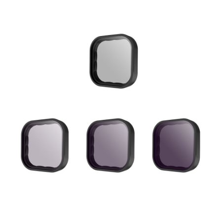 Kit Telesin Filtro Polarizador CPL + ND para GoPro Hero 9 Black (GP-FLT-903)