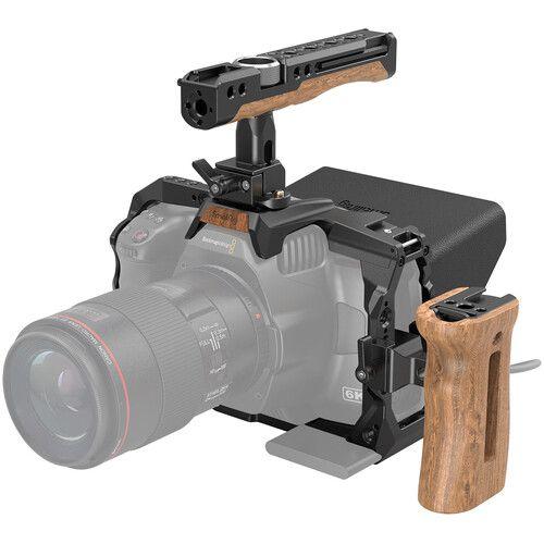 Kit SmallRig para Blackmagic Pocket Cinema Camera 6K Pro