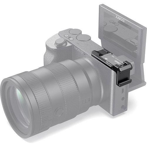 SmallRig Extensor de Sapata Lado Esquerdo Hot Shoe P/ Sony A6600 BUC2497