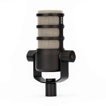 Microfone Rode PodMic Podcast XLR