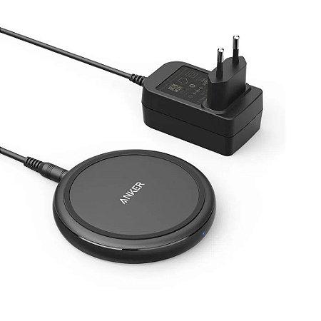 Carregador Wireless Anker PowerWave II Pad Indução