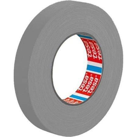 Fita de tecido TESA - Gaffer Tape 24mm X 50m Cinza (4671)