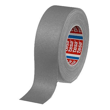 Fita de tecido TESA - Gaffer Tape 48mm X 50m Cinza (4671)