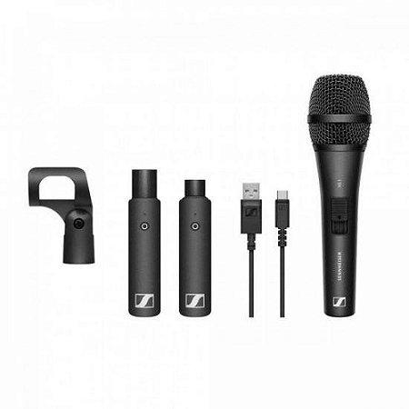 Sennheiser Kit Microfone de mão sem Fio XSW-D Vocal Set