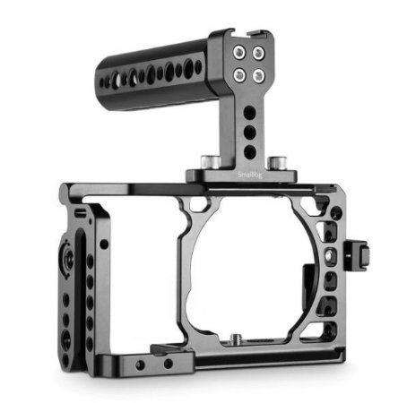 Kit SmallRig 1968 Cage Sony A6500 / A6300 + Handle e Protetor HDMI